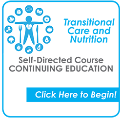 Transitional Care and Nutrition